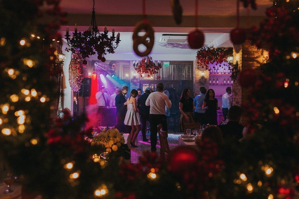 zimowe wesele - zdjęcie 13