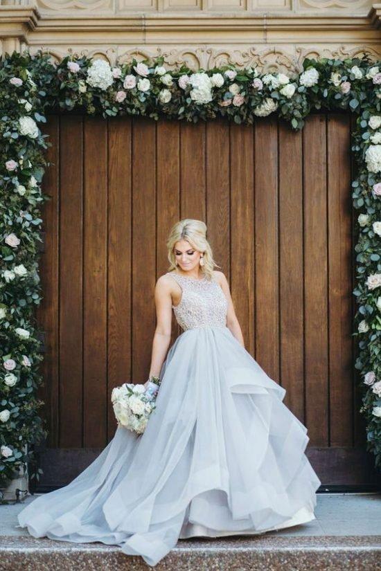 Zimowe dekoracje weselne - Panna Młoda - zdjęcie 47