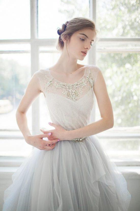 Zimowe dekoracje weselne - Panna Młoda - zdjęcie 49