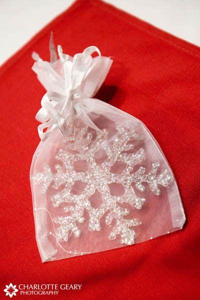 Zimowe dekoracje weselne - zdjęcie 50