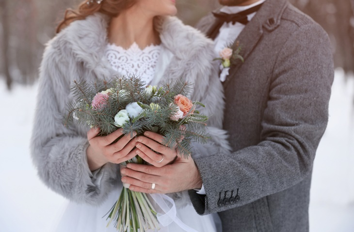 Zimowe wesele - za czy przeciw - zdjęcie 1