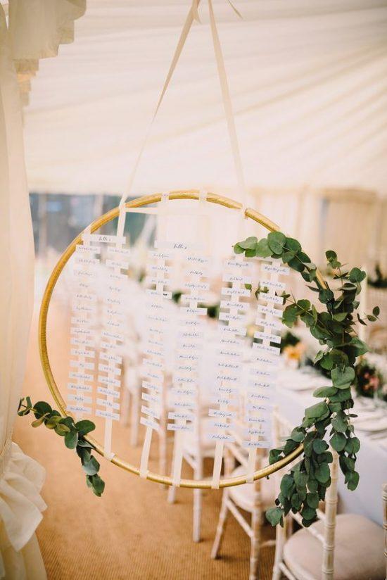 Złoty jako motyw przewodni wesela - zdjęcie 13