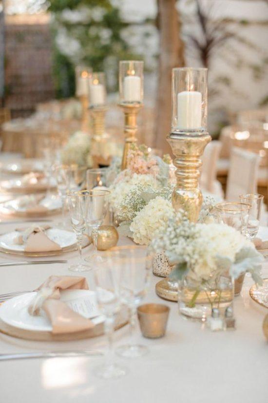 Złoty jako motyw przewodni wesela - zdjęcie 21