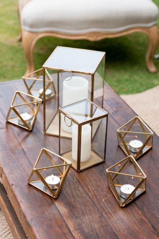 Złoty jako motyw przewodni wesela - zdjęcie 6