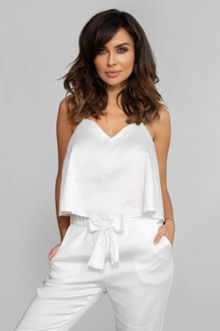 ślubna bielizna nocna - piżama