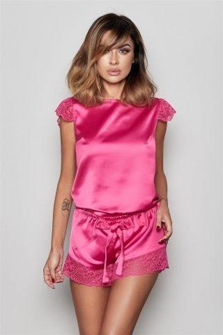 prezent dla ukochanej - piżama z satyny