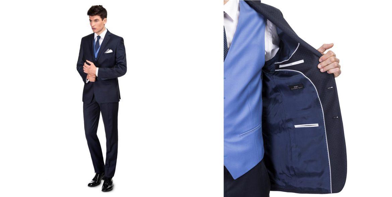 Na co zwrócić uwagę przy zakupie garnituru ślubnego - zdjęcie 1