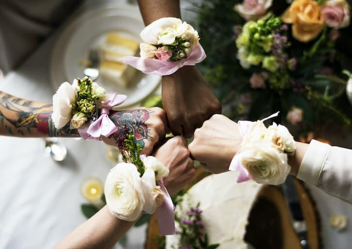 życzenia ślubne dla przyjaciół